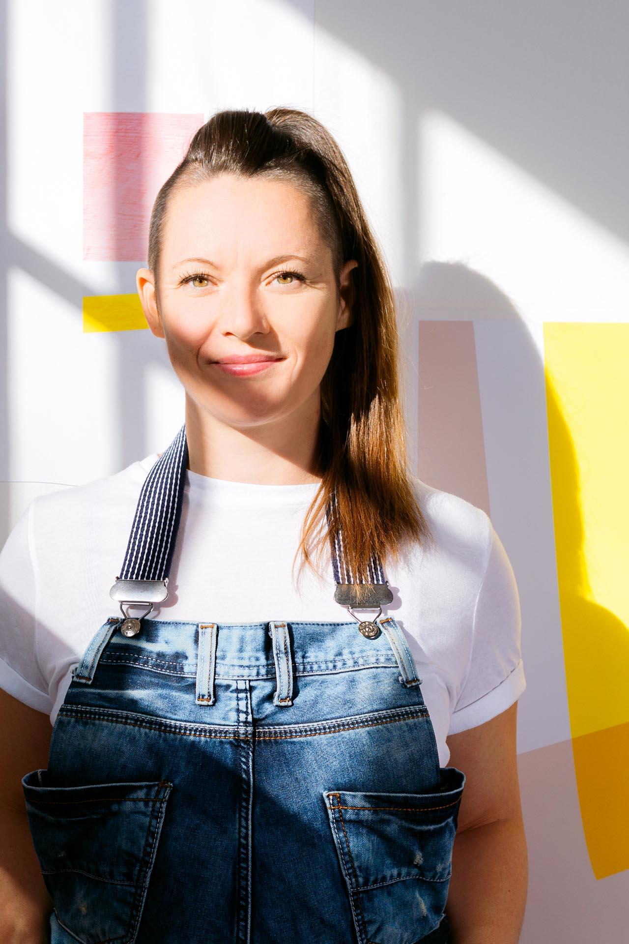 Swantje Wendt Modedesignerin und Gründerin von Yes, Honey