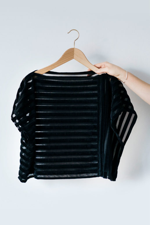 Schnittmuster #restless Shirt nähen mit Yes, Honey