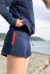 Schnittmuster #reallyshort Shorts nähen mit Yes, Honey