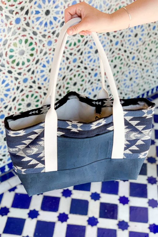 Schnittmuster #thebeach Bag nähen mit Yes, Honey