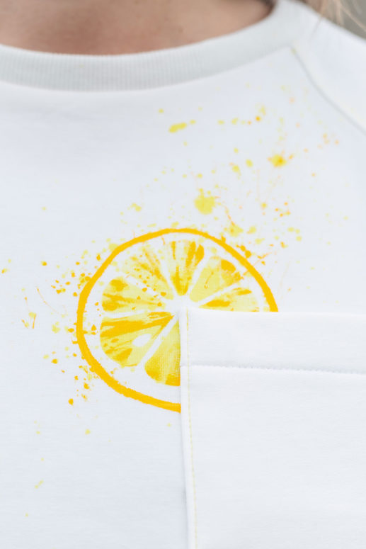 Plotterdatei Lemon #mademyday drucken mit Yes, Honey