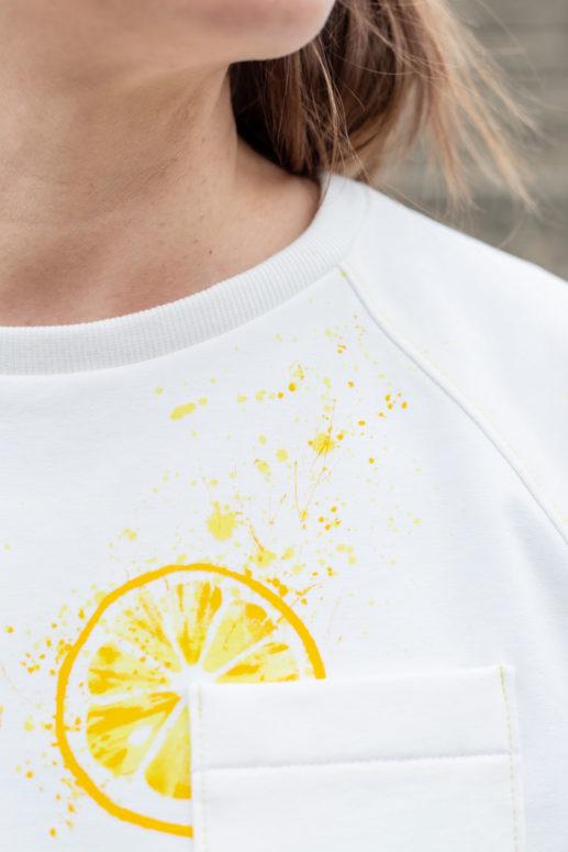 Plotterdatei Lemon #mademyday drucken mit Yes, Honey
